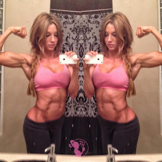 paige hathaway girls with abs