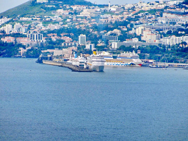 Funchal port