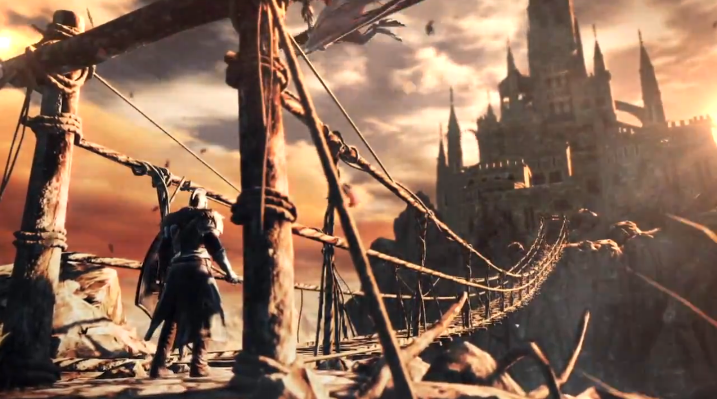 Dark Souls 2 en pc, xbox 360 y ps3