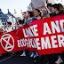 Лондон, Париж и еще 60 городов мира захватили экоактивисты