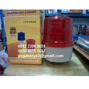 Jual Lampu Rotary 5Inch Lampu Truk LTE 1121J 24V DC di Jakarta