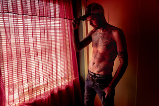 Austin, a former member of the Aryan Brotherhood. Photo: Mark Peterson/Redux Images