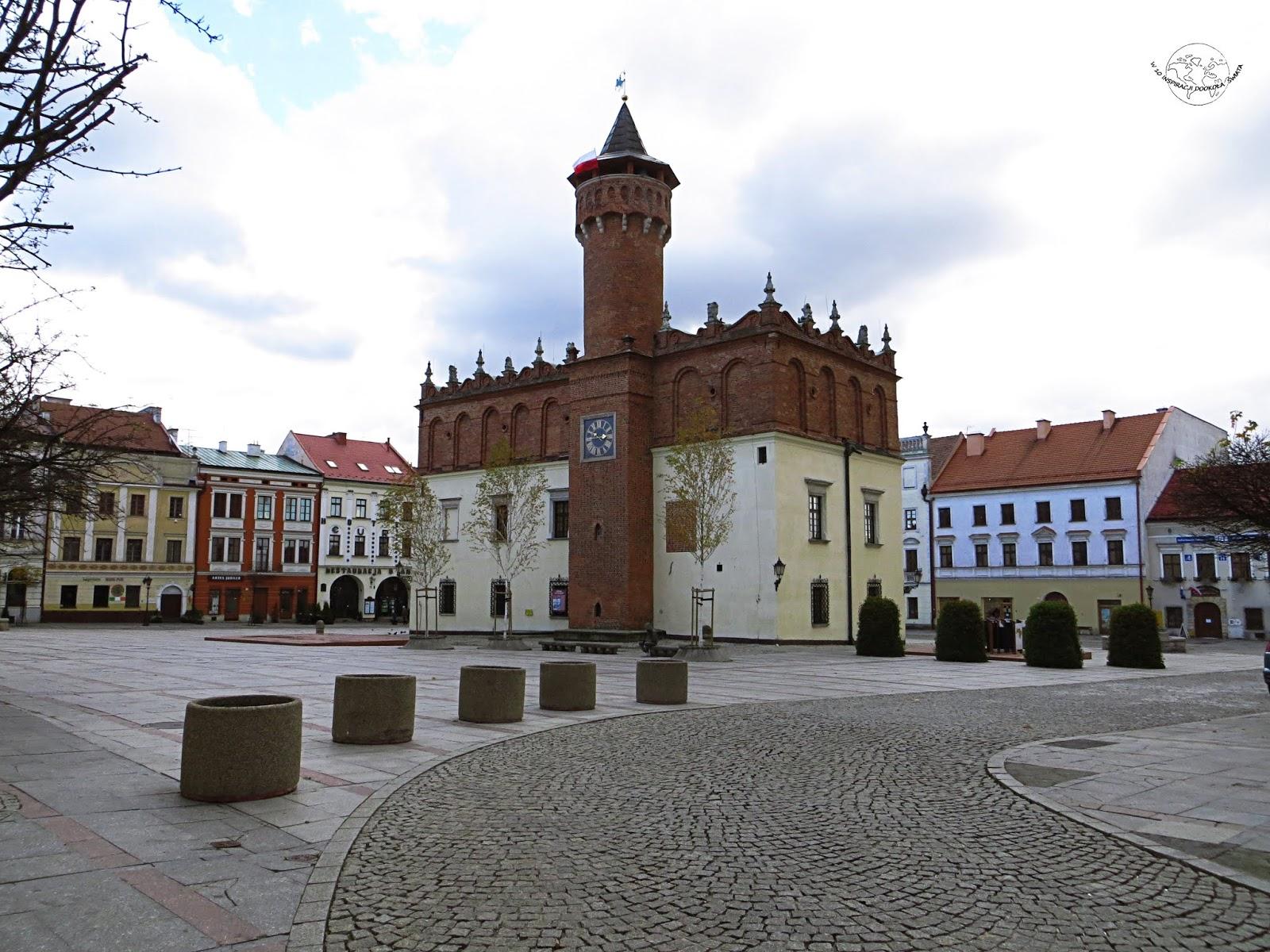 Tarnów- miasto, które zaskakuje
