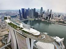 World Visits In Marina Bay Sands Resorts