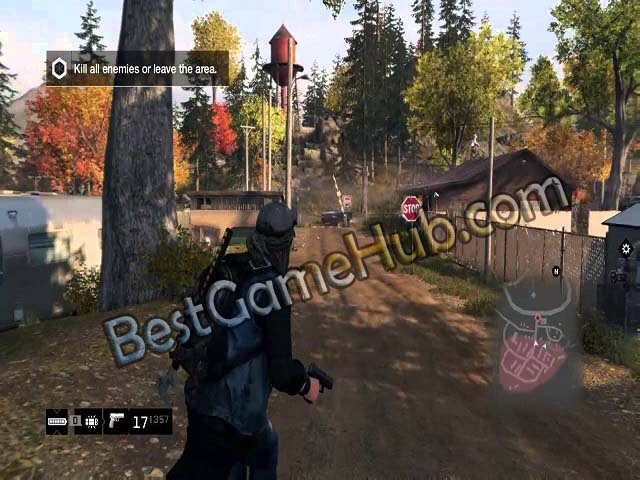Watch Dogs Bad Blood PC Game Full Version With Crack Download