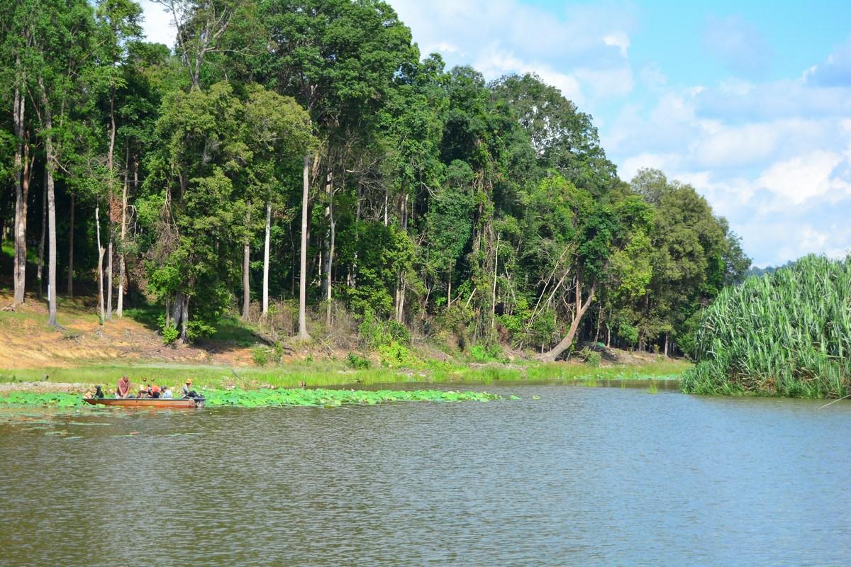 lac Chini Malaisie