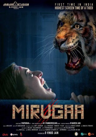 Mirugaa 2021 Hindi Dubbed Movie Download || HDRip 720p