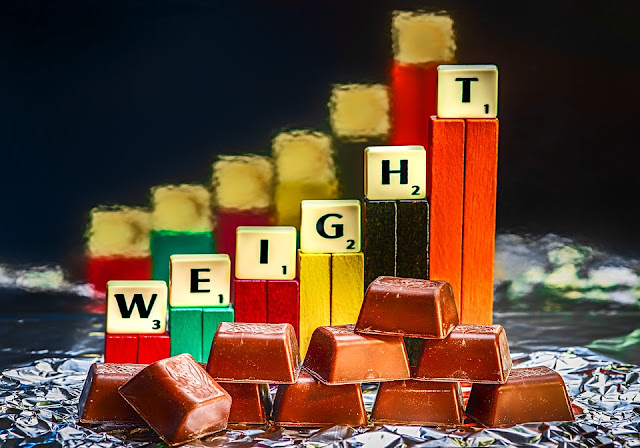How will the weight increase