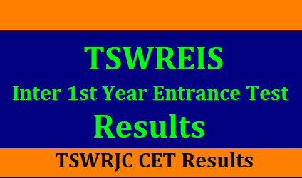 TSWREIS Inter First Year Entrance Test results (TSWRJC CET Results) 2019 TSWREIS Inter 1st Year Results 2019 – TS Social Welfare Inter 1st year Entrance Exam Results 2019 @ tswreis.telangana.gov.in | TSWREIS Inter 1st Year Entrancec 2019 Results Download | tswreis.telangana.gov.in | TSWREIS Admissions 2019 Results at tswreis.telangana.gov.in | Telangana Inter Admission 2019 Entrance Exam Results Telanagana Social Welfare Intermediate Admission Details | TSWRIWS- TS Welfare Inter Admissions 2019 Results Download | tswreis-inter-admission-entrance-test-telangana-social-welfare-junior-inter-cet-exam-Hall-Tickets-results-tswreis.in TSWREIS Inter First Year Entrance Test Results 2019 /2019/05/tswreis-inter-admission-entrance-test-telangana-social-welfare-junior-inter-cet-exam-Hall-Tickets-results-tswreis.in.html