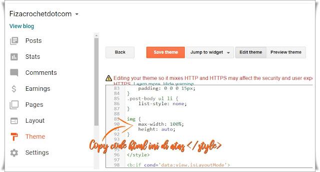 code html untuk resize gambar di blog agar cantik