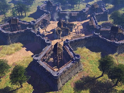 age of empires 2 how to make a lan game