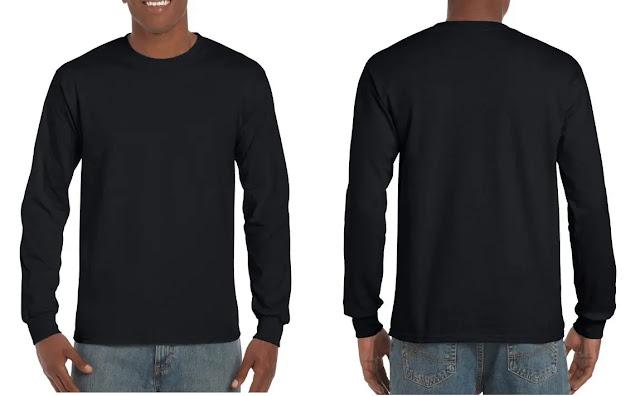 Gildan Men's Ultra Cotton Adult Long Sleeve T-Shirt