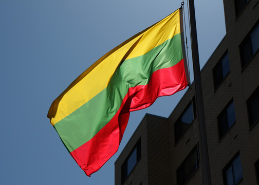 Graafix Lithuania Flag