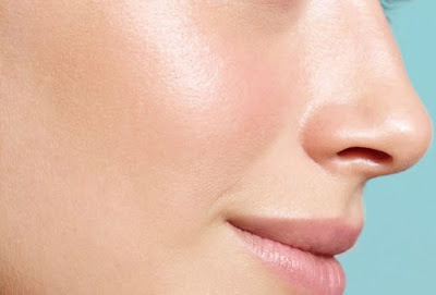 Kulit Wajah Halus Lembut Tidak Kering Berhenti Memakai Make Up Riasan Muka