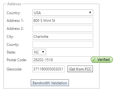 Geocode Customer Addresses in TimelyBill