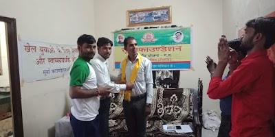 सूर्या फाउंडेशन द्वारा हिंदी दिवस पर कार्यक्रम का आयोजन किया