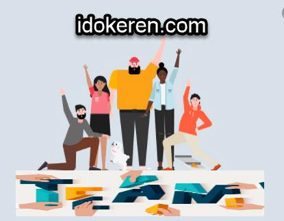 Press Release Team idokeren.com Memberikan Semangat Baru
