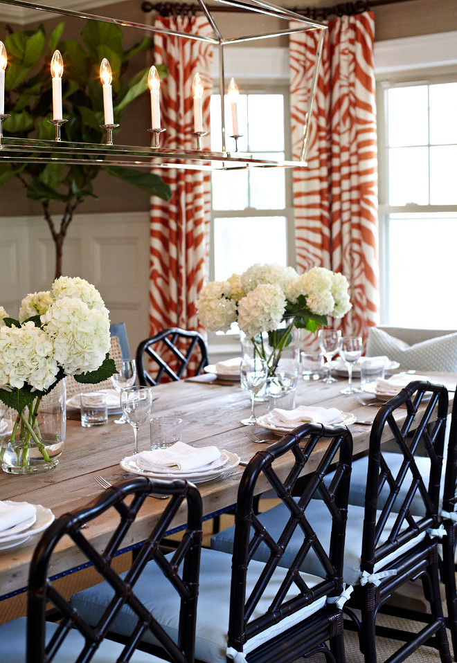 chinoiserie dining room inspiration via monicawantsitcom - Dining Room Inspiration