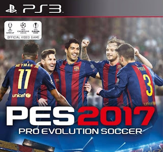 PES 2017 PS3 TheRedDevil Patch Season 2016/2017