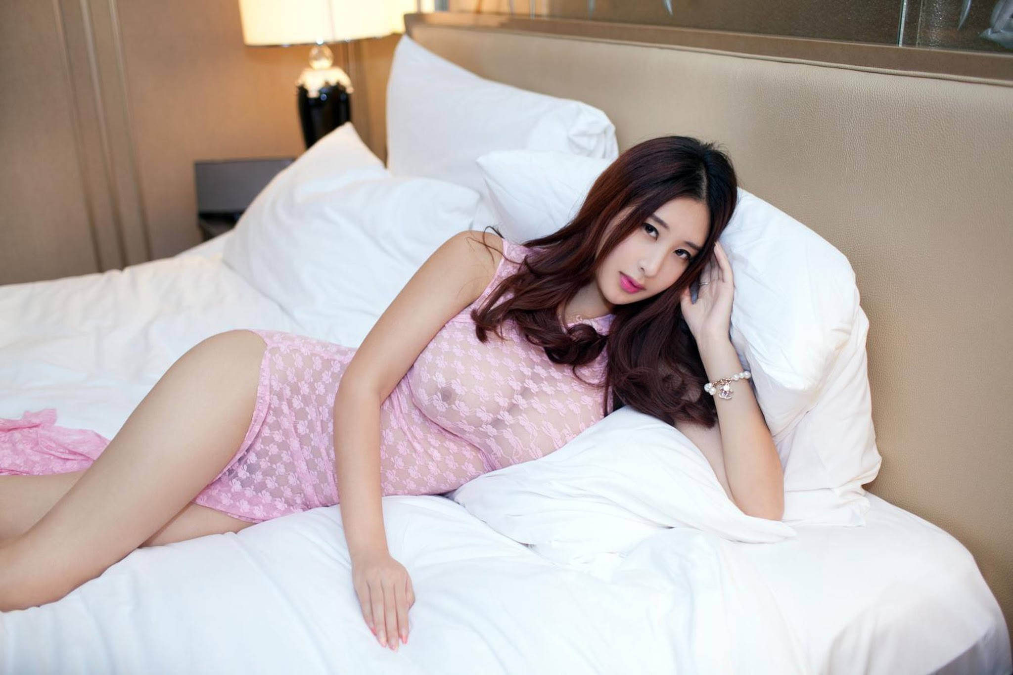 Ying Ying 樱樱, Wang Li Ding 王俪丁, Jenny 珍妮 | TuiGirl_推女郎 – ...