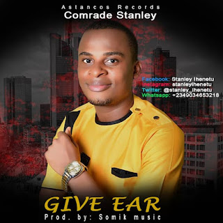[Music] Comrade Stanley_-_Give Ear