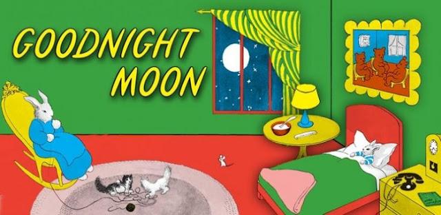 Goodnight Moon funny children's book parody No Sleep Mommy
