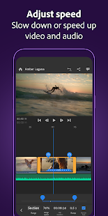 Aplikasi Android Adobe Premiere Rush Gratis untuk Edit Video
