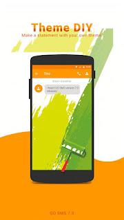 GO SMS Pro Premium v7.59 Full APK