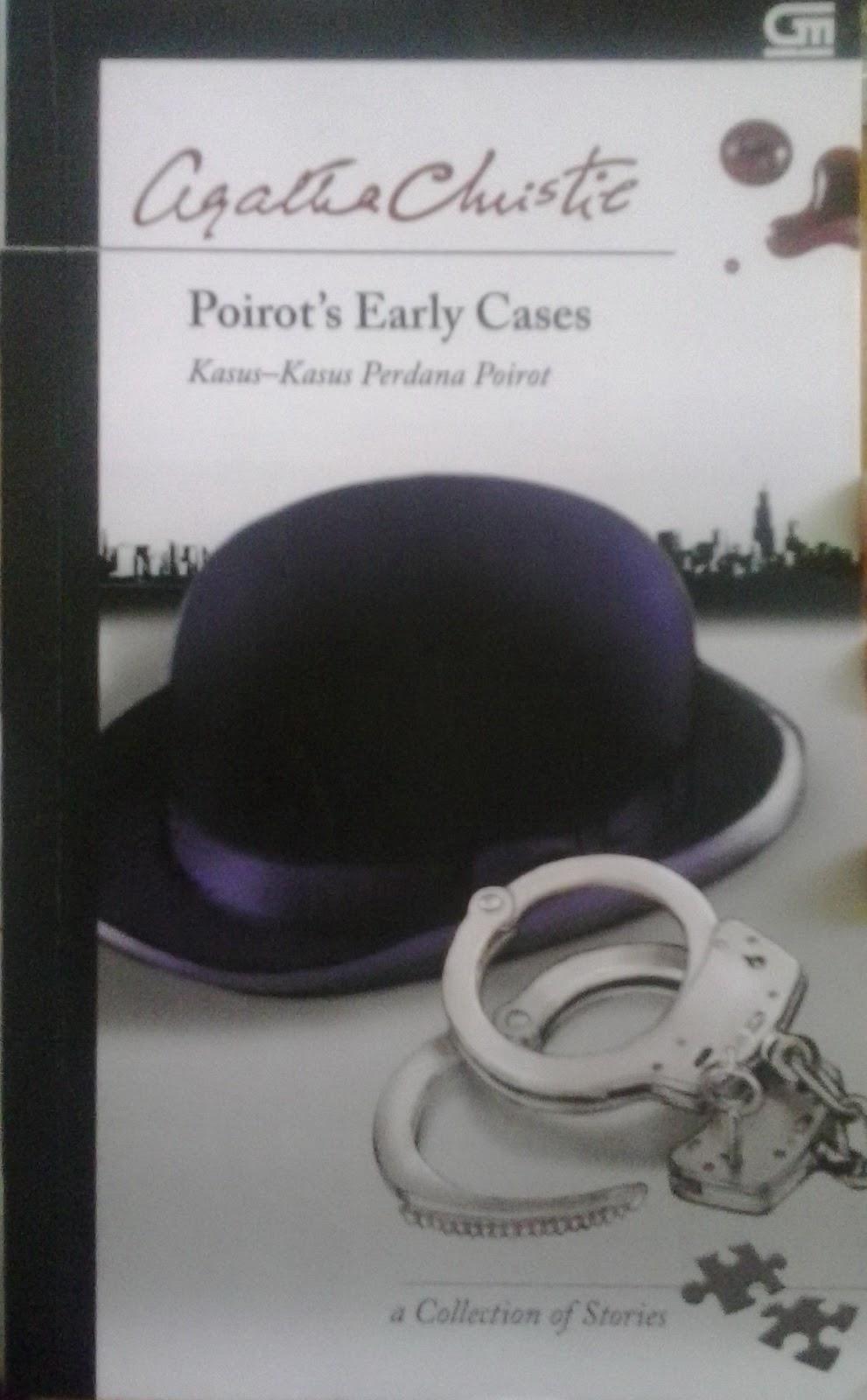 Agatha Christie - Kasus-Kasus Perdana Poirot