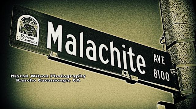 Malachite Avenue, Rancho Cucamonga, California by Mistah Wilson