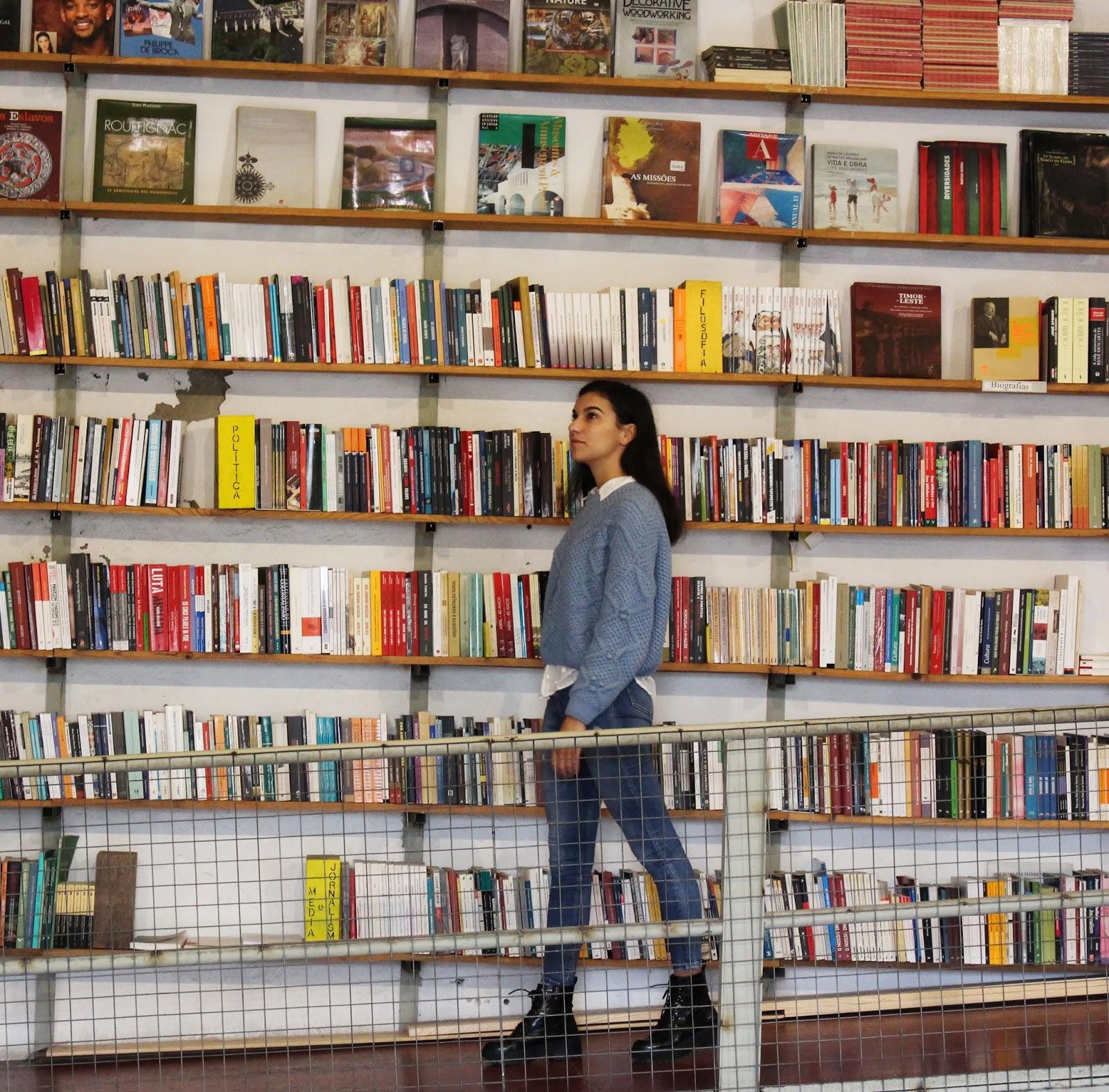 Livraria Ler Devagar, Alcântara, Lisboa