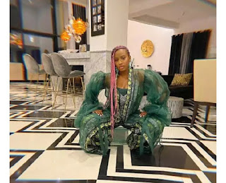 Naira Marley Reacts As Otedola Daughter, DJ Cuppy Confirms She Is A Marlian