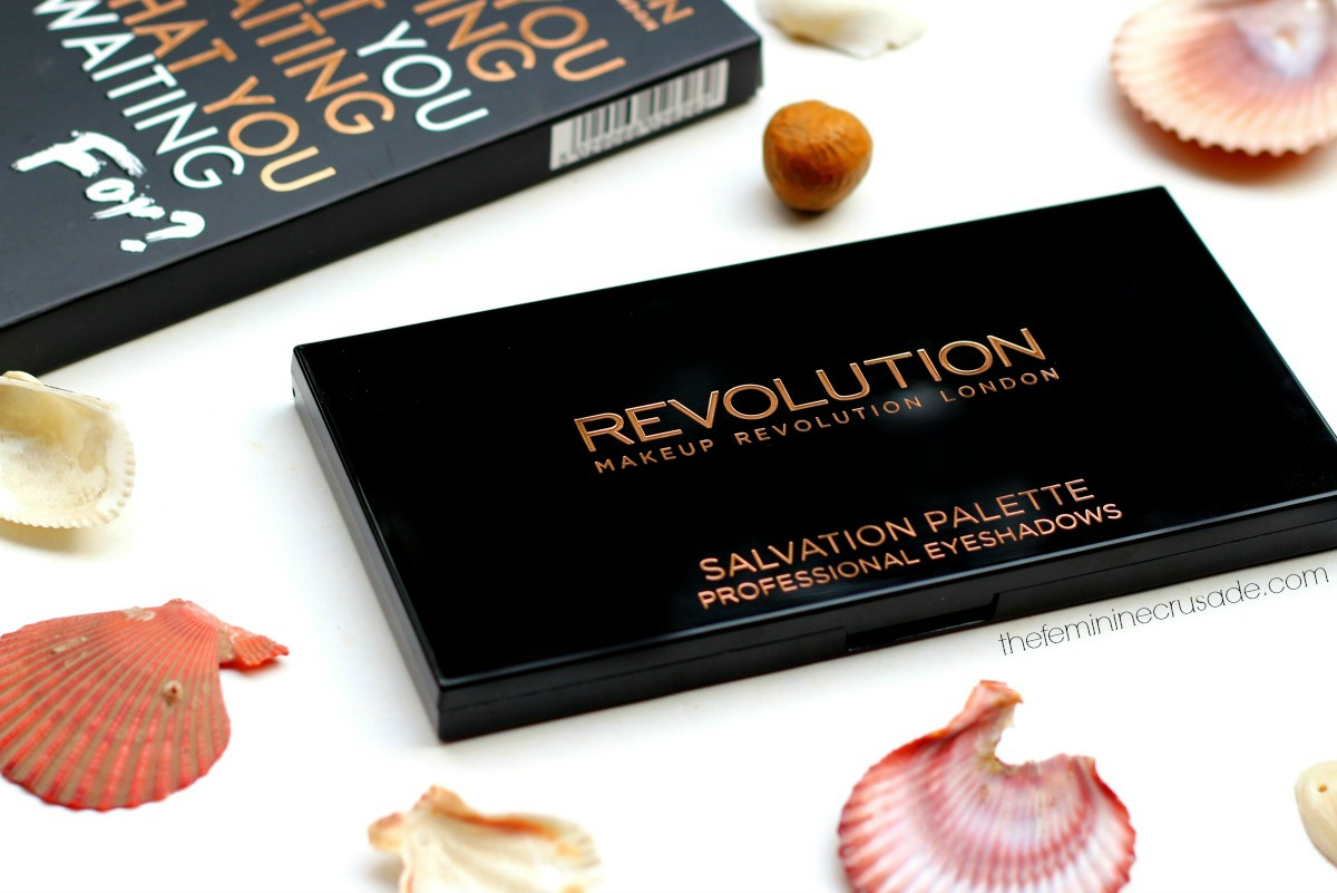 Makeup Revolution What Are You Waiting For?