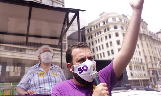 Boulos diz que vai atuar para unir esquerda e tirar Brasil do atoleiro