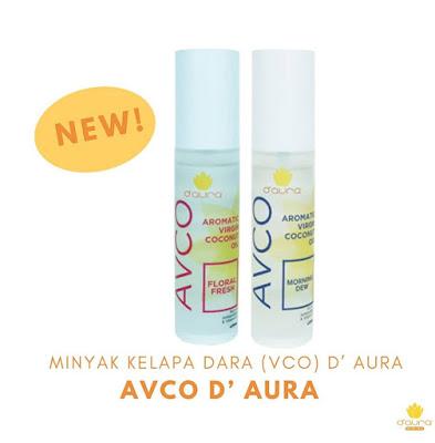 aromatic virgin coconut oil