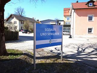Amt für Soziales und Senioren Traunstein: geschlossen