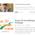 Cara Memasang 2 Unit Iklan In Feed Ads di Halaman Depan Blog
