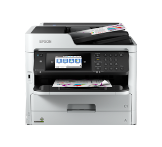 Epson WorkForce Pro WF-C5790DWF Driver Downloads