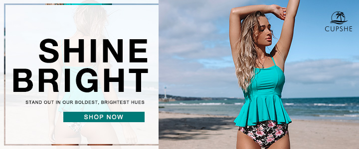 Shine Bright With Cupshe