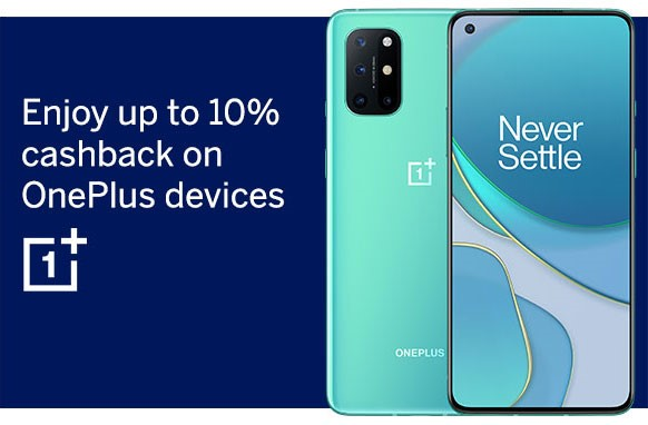 Amex Oneplus Offer