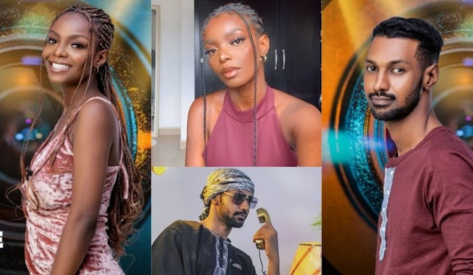 #BBNaija2021: Peace becomes the first Head Of House, Yousef becomes deputy head of House.
