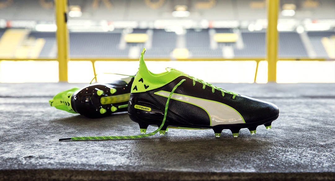 Totally New Puma evoTOUCH 2016-2017 Boots Released - Footy Headlines 2e73dc1ed