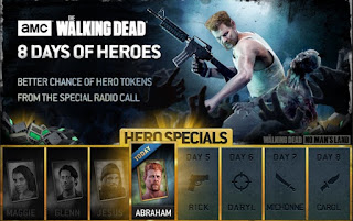 The Walking Dead No Man's Land Apk Mod v2.6.4.5 New Update
