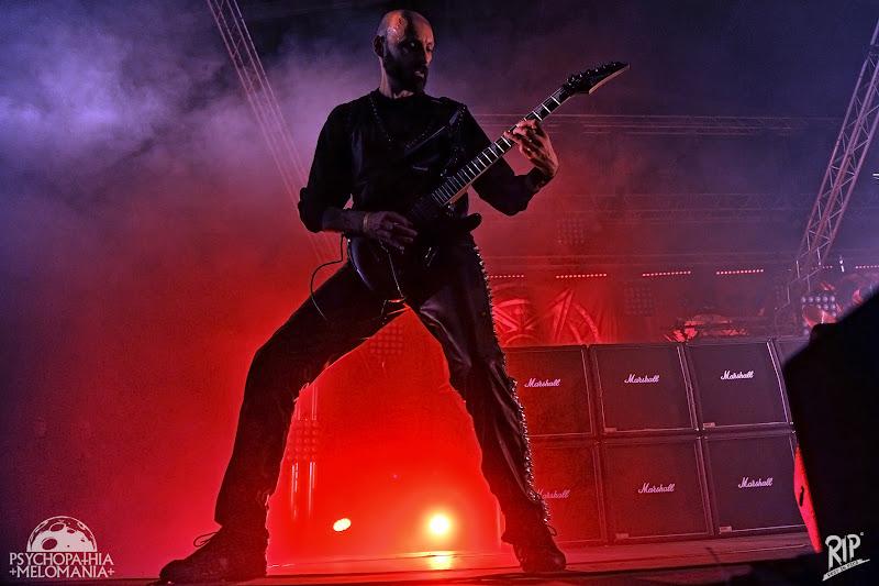 Venom @Hellfest 2015 samedi 20/06