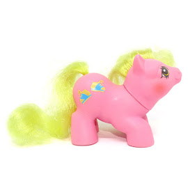 My Little Pony Tappy Year Seven Newborn Ponies G1 Pony