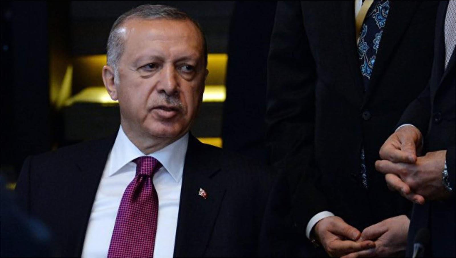 Erdogan menuduh Soros mensponsori kerusuhan di Ankara