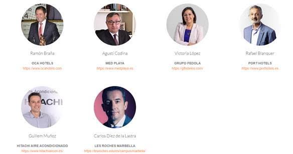 Webinar: Líderes hoteleros analizan la actualidad turística de España