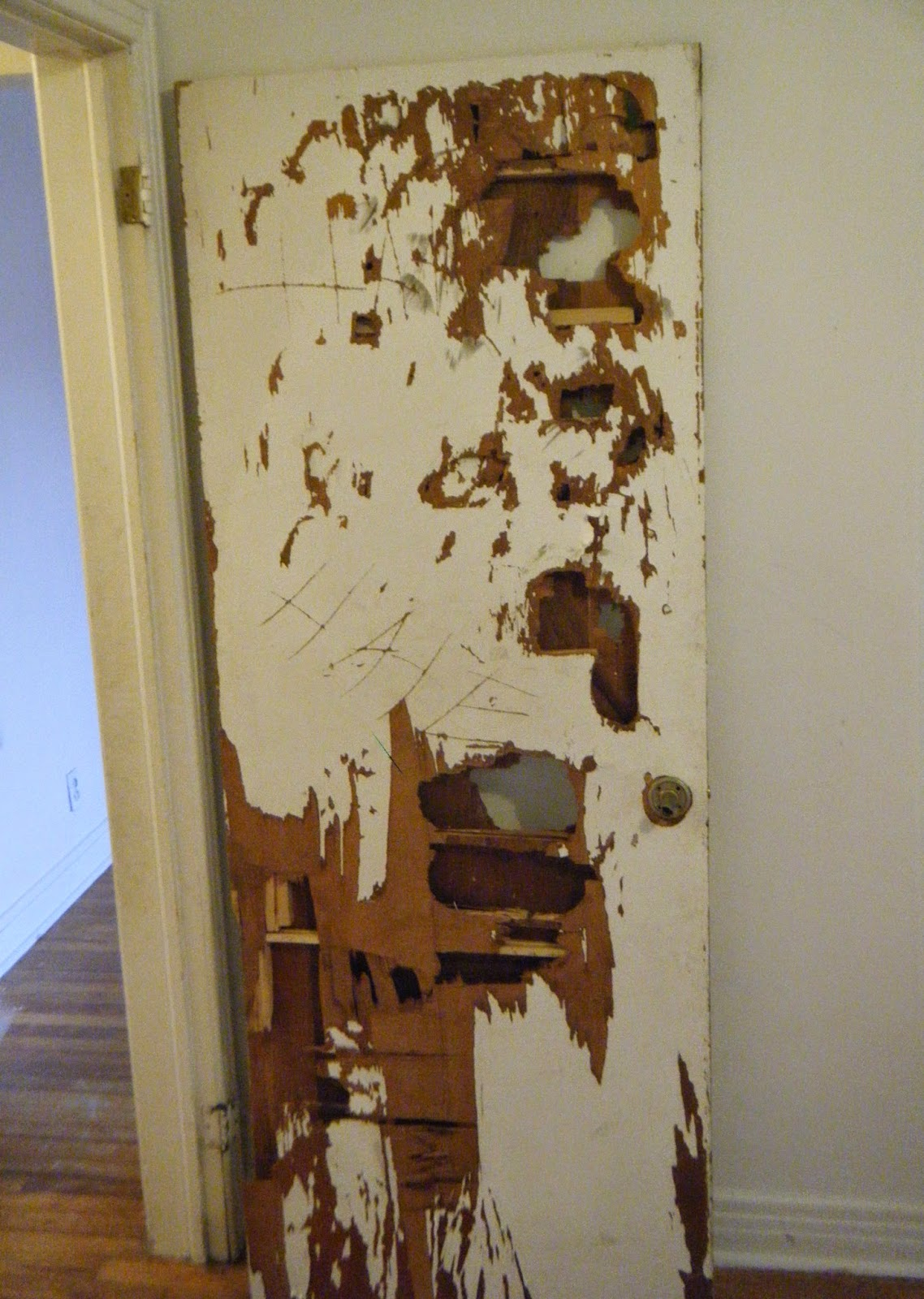 Ontario Landlord and Tenant Law: DAMAGED APARTMENT: Suing