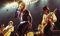 The Rolling Stones en Londres y Nueva York