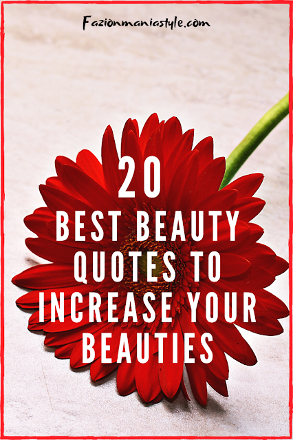 20 Best Beauty Quotes